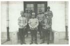 Un grup de ofițeri români