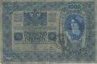 Bancnotă de 1000 de coroane