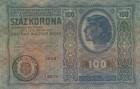 Bancnotă de 100 de coroane