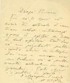 Scrisoare. Dest. T. Pisani. Exp. N. Filipescu (nedatată); art. de presă pt. militari