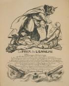 Caricatură România - Germania