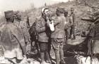 Aspecte de pe front din Primul Război Mondial