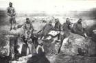 Marele Război. Moment de relaxare pe front
