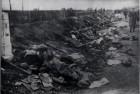 Militari români uciși în luptele pt apărarea Brașovului, la Bartolomeu, septembrie 1916