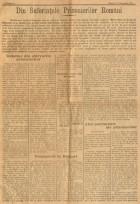 Articol din ziarul ''Ardealul''