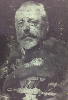 Baronul Istvan Burian von Rajecz, ministrul de externe al Austro-Ungariei