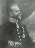 M. Adolphe Max, primarul orașului Bruxelles (aug. 1914)