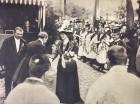Împăratul Carol & Împărăteasa Zita foto/Revista