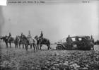 Automobil al armatei austriece împotmolit
