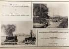 Rezervoare cu petrol incendiate în timpul bombardamentului deasupra Constanței